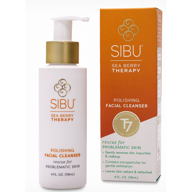 Sibu Sea Berry Therapy Polishing Facial Cleanser