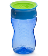Wow Cup Kids Tritan 360 Spill-Free Cup Blue