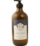 Crate 61 Organics Unscented Liquid Soap