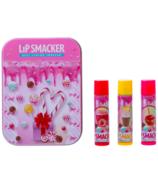 Trio de boîtes de baume à lèvres Original et Best Lip Smacker
