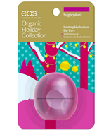 eos Organic Holiday Lip Balm Sugarplum