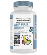 Herbaland Sleep Plus Gummies