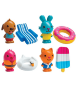 Sago Mini Easy Clean Bath Squirter and Floatie Set