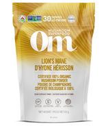 OM Mushroom Lion's Mane Mushroom Powder