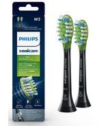Philips Sonicare Premium White 2pack Brush Heads Black