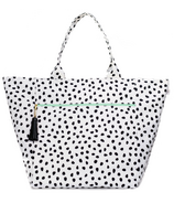 Logan and Lenora Waterproof Carryall Tote Spots