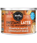 Healthy Crunch Pumpkin Maple Spice Latte