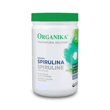 Organika Spirulina Powder