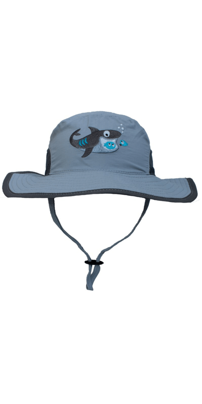 93c5451eb866ef Buy Calikids Bucket Hat with Shark Harbor Grey from Canada at Well.ca -  Free Shipping