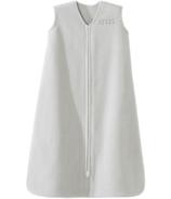 HALO Innovations SleepSack Wearable Blanket Micro-Fleece Grey