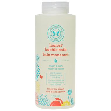 The Honest Company Honest Bubble Bath in Tangerine Dream Scent