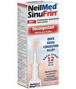 NeilMed SinuFrin Oxymetazoline HCI Decongestant