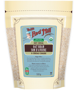 Bob's Red Mill Organic Oat Bran Hot Cereal