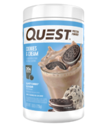 Quest Nutrition Protein Powder Cookies & Cream