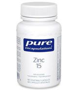 Zinc 15 Pure Encapsulations