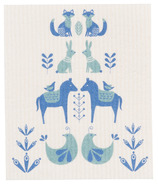 Now Designs Dishcloth Swedish Meadowland