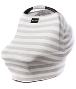 Milk Snob Cover Cream & Grey Stripes