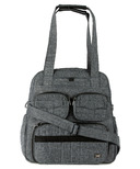 Lug Puddle Jumper Gym + Overnight Bag Heather Grey