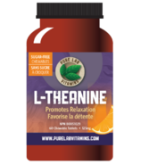 Pure Lab Vitamins L-Theanine Chewables 125mg