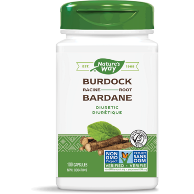 Nature\'s Way Organic Burdock Root