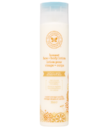 The Honest Company Face & Body Lotion in Sweet Orange Vanilla