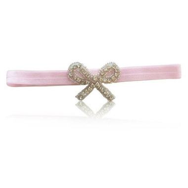 85b505fd9c7 Buy Olivia Rose Rhinestone Bow Headband Ballet Pink from Canada at Well.ca  - Free Shipping