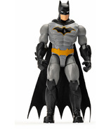 BATMAN Rebirth BATMAN Action Figure with 3 Mystery Accessories Mission 3