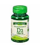 Nature's Truth High Potency D3 1000 IU