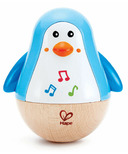 Hape Toys Penguin Musical Wobbler
