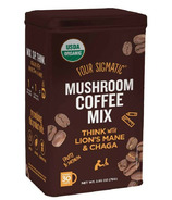 Four Sigmatic Mushroom Coffee Mix with Lion's Mane And Chaga Tin