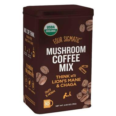 Four Sigmatic Mushroom Coffee Mix with Lion\'s Mane And Chaga Tin