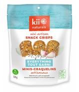 Kii Naturals Everything Artisan Snack Crisps