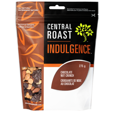 Central Roast Indulgence Chocolate Nut Crunch