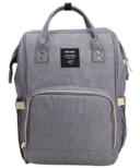 AOFIDER Diaper Bag Grey