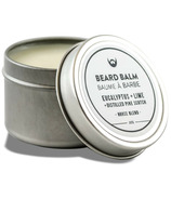 Always Bearded Beard Balm Eucalyptus + Lime + Pine