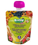Baby Gourmet Plus Wildberry, Rhubarb Kale & Quinoa