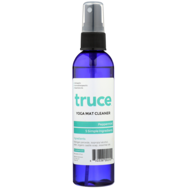 Truce Yoga Mat Cleaner Peppermint