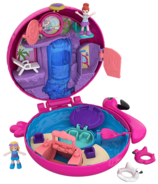 Polly Pocket World Flamingo Floatie Compact