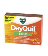 Vicks DayQuil Sinus Liquicaps