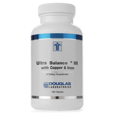 Douglas Laboratories Ultra Balance III with Copper & Iron