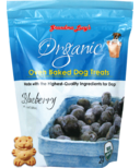 Grandma Lucy's Organic Oven Baked Blueberry Dog Treats