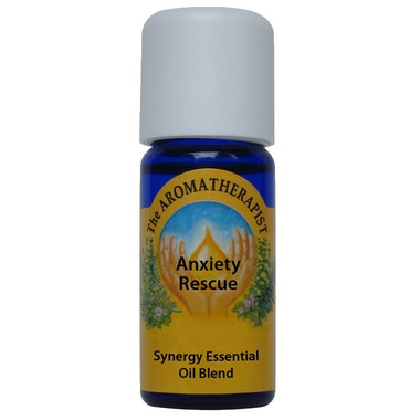 The Aromatherapist Anxiety Rescue Essential Oil Blend