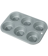 Non-Stick 6-Cup Muffin Pan
