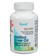 Rexall Halibut Oil