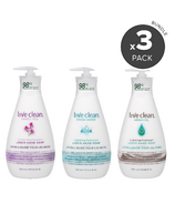 Live Clean Hand Soap Trio Bundle
