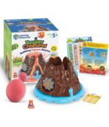 Learning Resources Beaker Creatures Series 3 Bubbling Volcano Reactor