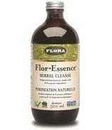 Nettoyage à base de plantes Flora Flor Essence