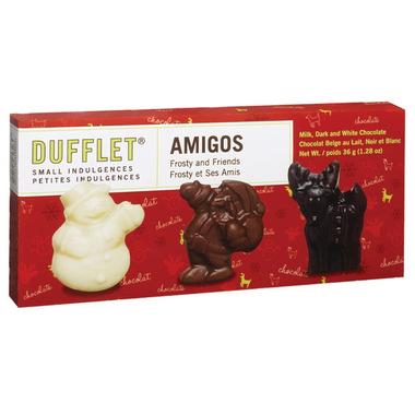 Dufflet Small Indulgences Amigos Frosty & Friends