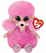 Ty Beanie Boo's Camilla The Poodle Long Neck Regular
