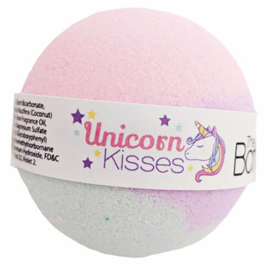 The Bath Bomb Company Unicorn Kisses Bath Bomb